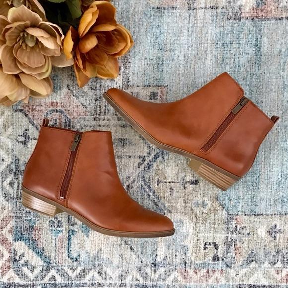 ebba43daab049 Chaps Shoes | Nwt Sabra Womens Zipper Ankle Boots | Poshmark